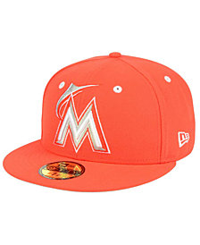 New Era Miami Marlins Pantone Collection 59FIFTY Cap