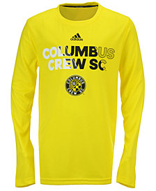 adidas Columbus Crew SC Striker T-Shirt, Big Boys (8-20)