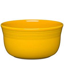 Fiesta Daffodil 28-Oz. Gusto Bowl