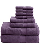 Purple Bath Towels Macy S