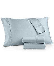 CLOSEOUT! AQ Textiles 4-Pc King Sheet Set, 700 Thread Count Tencel Blend