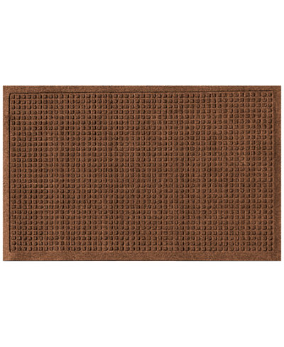 Bungalow Flooring Water Guard Squares 2' x 3' Doormat