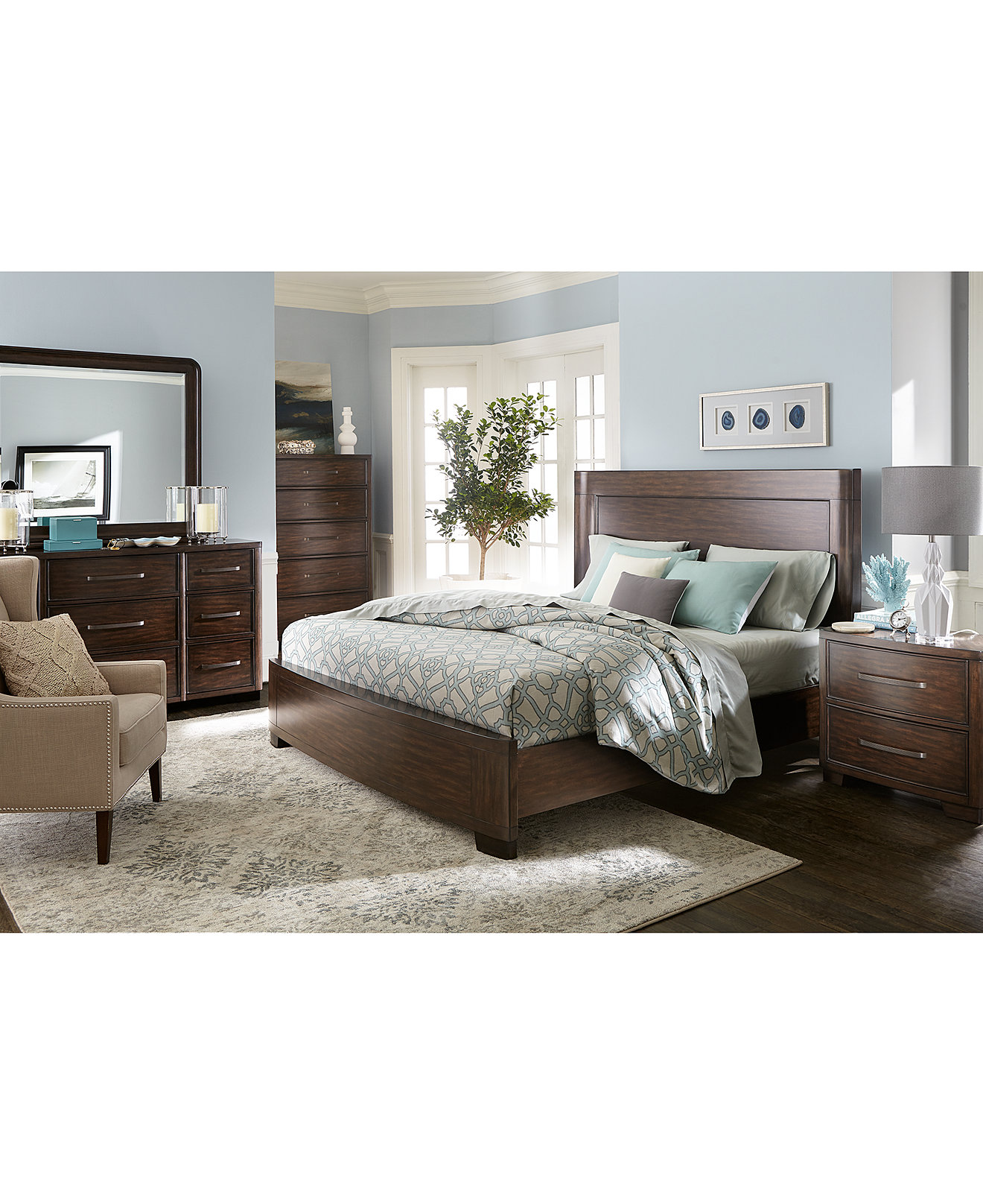 Fairbanks Bedroom Furniture Collection, Only at Macy\'s - Furniture ...