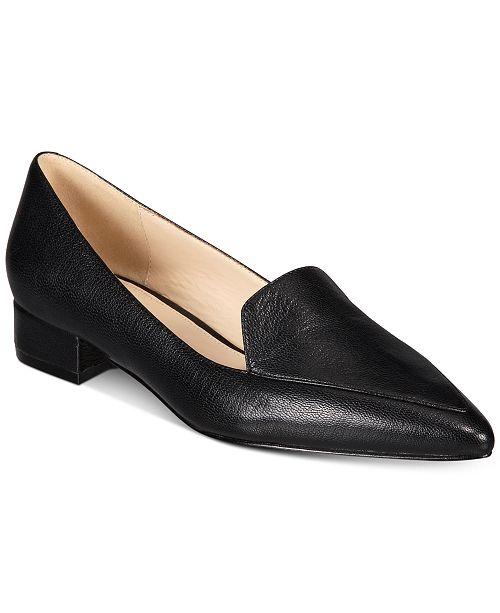 cd0ea773a3c Cole Haan Dellora Skimmer Flats   Reviews - Flats - Shoes - Macy s