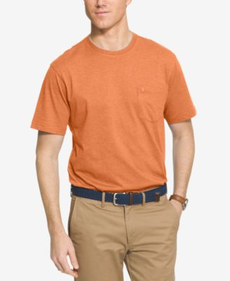 Image of IZOD Men's Double Layer Pocket T-Shirt