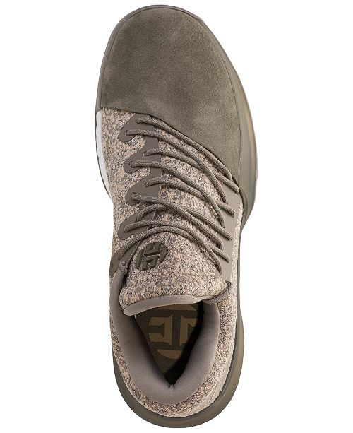 6f6c9a83651 adidas Men s Harden Vol.1 Basketball Sneakers from Finish Line ...