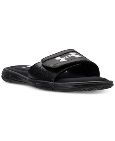 Under Armour Men's Ignite V Slide Sandals from Finish Line