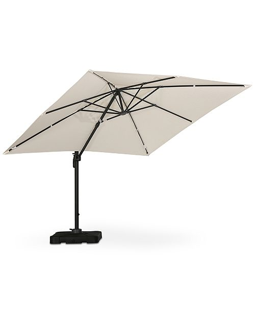 Furniture Hamla Canopy Umbrella, Quick Ship