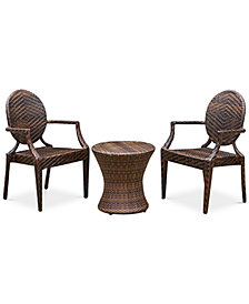Gladin 3-Pc. Outdoor Set, Quick Ship