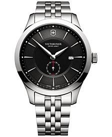 Victorinox Swiss Army Men's Alliance Stainless Steel Bracelet Watch 44mm