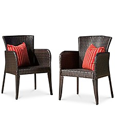 Dyson Dining Chair Set, Quick Ship