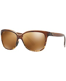 Maui Jim Polarized Starfish Sunglasses, 744 56