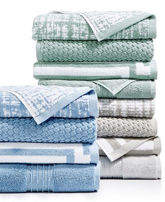 Hotel Collection Turkish Cotton Bath Towel Collection, Only at Macy's