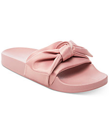 Steve Madden Women's Silky Pool Slide Sandals