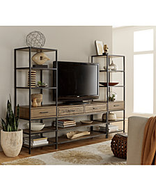 Gatlin Home Entertainment Furniture Collection, Created for Macy's