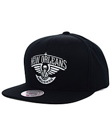 Mitchell & Ness New Orleans Pelicans Team Snapback Cap