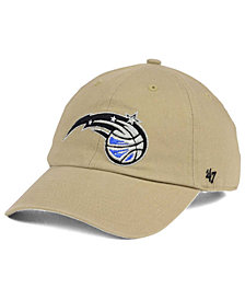 '47 Brand Orlando Magic Khaki CLEAN UP Cap