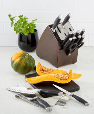 calphalon sharpin self sharpening 15pc cutlery set