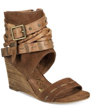 Naughty Monkey Lasalle Sandals Women