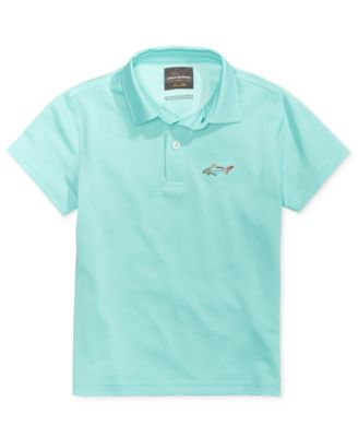 Image of Greg Norman For Tasso Elba Kids Daddy & Me Performance Polo, Unisex (2T-7), Created for Macy's