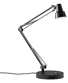 Adesso Quest LED Desk Lamp with USB Port