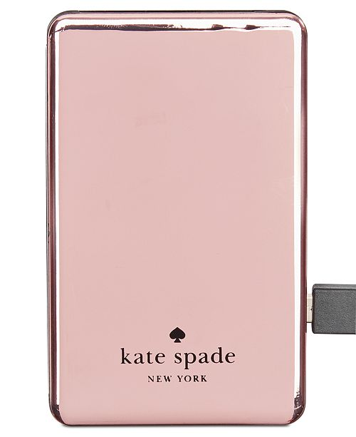 kate spade new york Tech Accessories Battery Bank