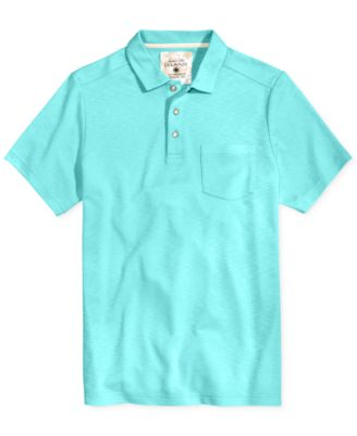 Image of Tasso Elba Men's UPF 30+ Performance Polo, Only at Macy's