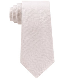 Calvin Klein Men's Mini Skin Allover Tie