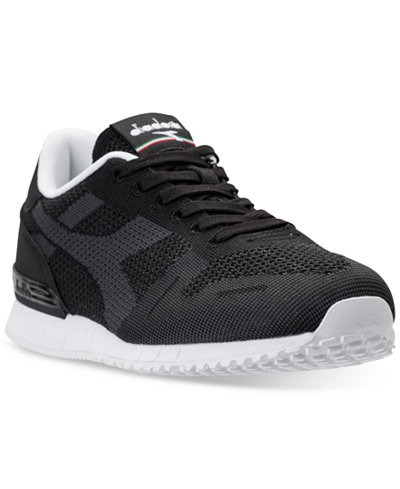 Diadora Men's Titan Weave Casual Sneakers from Finish Line