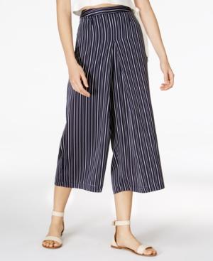 J.o.a. Striped Culottes...