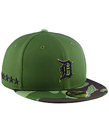 New Era Detroit Tigers Memorial Day 59FIFTY Cap