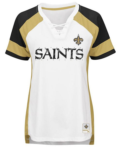 35f8409e Majestic Women's New Orleans Saints Draft Me T-Shirt & Reviews ...