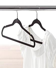 Clothes Hanger, 20 Pack Felt