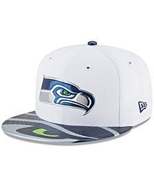 New Era Seattle Seahawks 2017 Draft 59FIFTY Cap