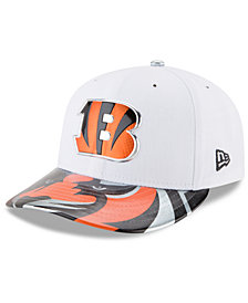 New Era Cincinnati Bengals Low Profile 2017 Draft 59FIFTY Cap