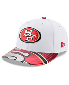 New Era San Francisco 49ers Low Profile 2017 Draft 59FIFTY Cap
