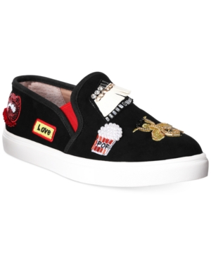 Betsey Johnson Cooper Embellished Sneakers Women