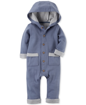 Carter's Hooded Coverall,...