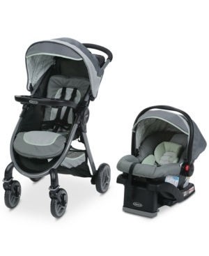 Graco Baby FastAction Fold 20 Travel System