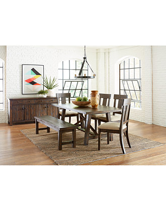 Ember Dining Room Furniture Collection, Created for Macy\'s ...