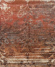 "Macy's Fine Rug Gallery  Vida VA521 5'3"" x 7'7"" Area Rug"