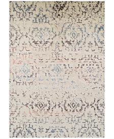 """Macy's Fine Rug Gallery  Vida VA4440 Linen 3'3"""" x 5'1"""" Area Rug"""