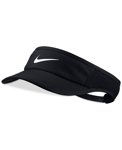 70697299b0fdbe Nike Court AeroBill Tennis Visor & Reviews - Women's Brands - Women ...