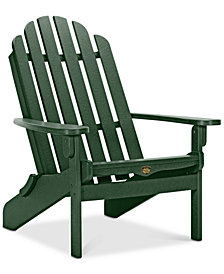 Sunrise Adirondack Folding Chair, Quick Ship