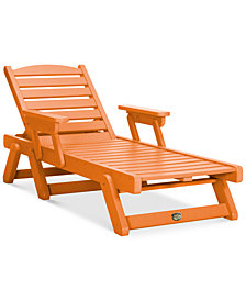 Sunrise Chaise Lounge, Quick Ship