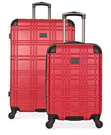 Ben Sherman Nottingham Hardside Spinner Luggage Collection