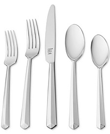 Alluri 42-Piece Flatware Set, Service for 8