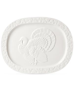 Martha Stewart Collection Harvest Turkey Platter Created for Macys