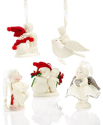 Department 56 Snowbabies Collectible Ornaments Collection ...