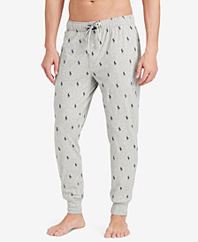 Polo Ralph Lauren Men's Lightweight Cotton Logo Pajama Pants